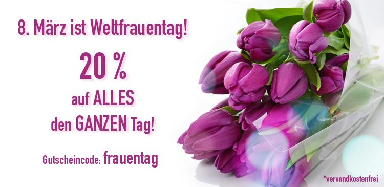 20 % auf ALLES bei magazineshoppen.de
