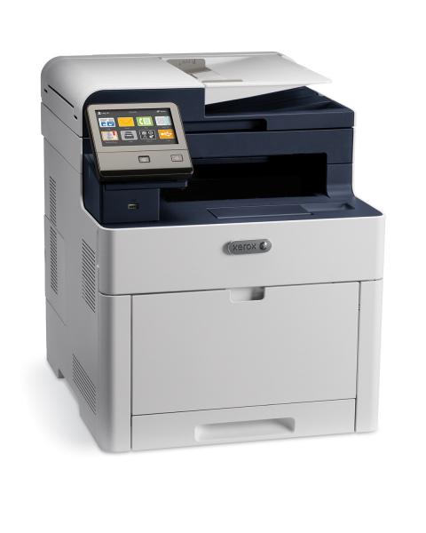 Xerox WorkCentre 4-in-1 Farblaser-Multifunktionsdrucker VK-frei @Office-Partner