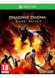 Dragon's Dogma: Dark Arisen (Xbox One) für 16,97€ (Base.com)