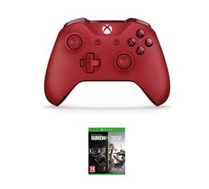 Xbox One Controller + Tom Clancy's Rainbow Six Siege für 60€ (Game.co.uk)