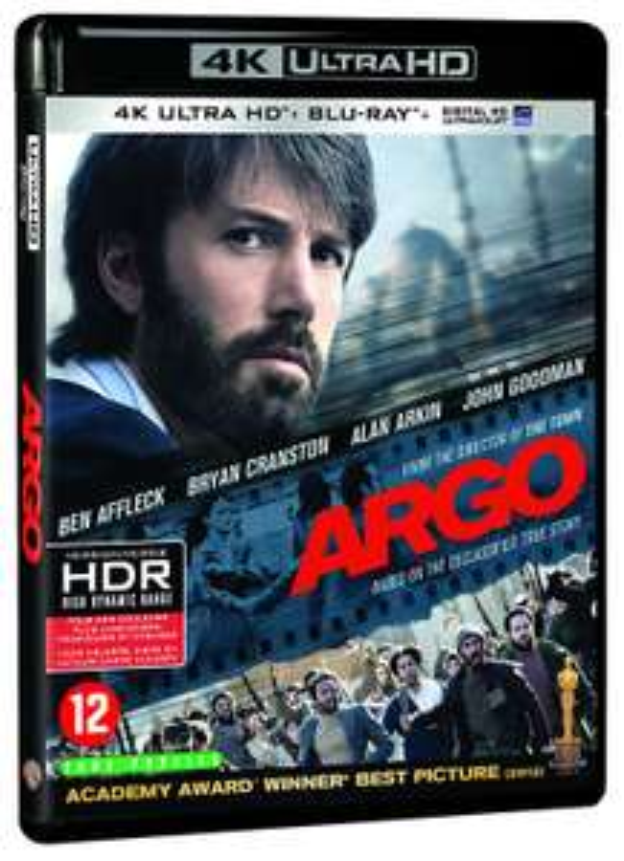 Argo (4K Ultra HD + Blu-ray + UV Kopie) für 15,40€ (Amazon.fr)