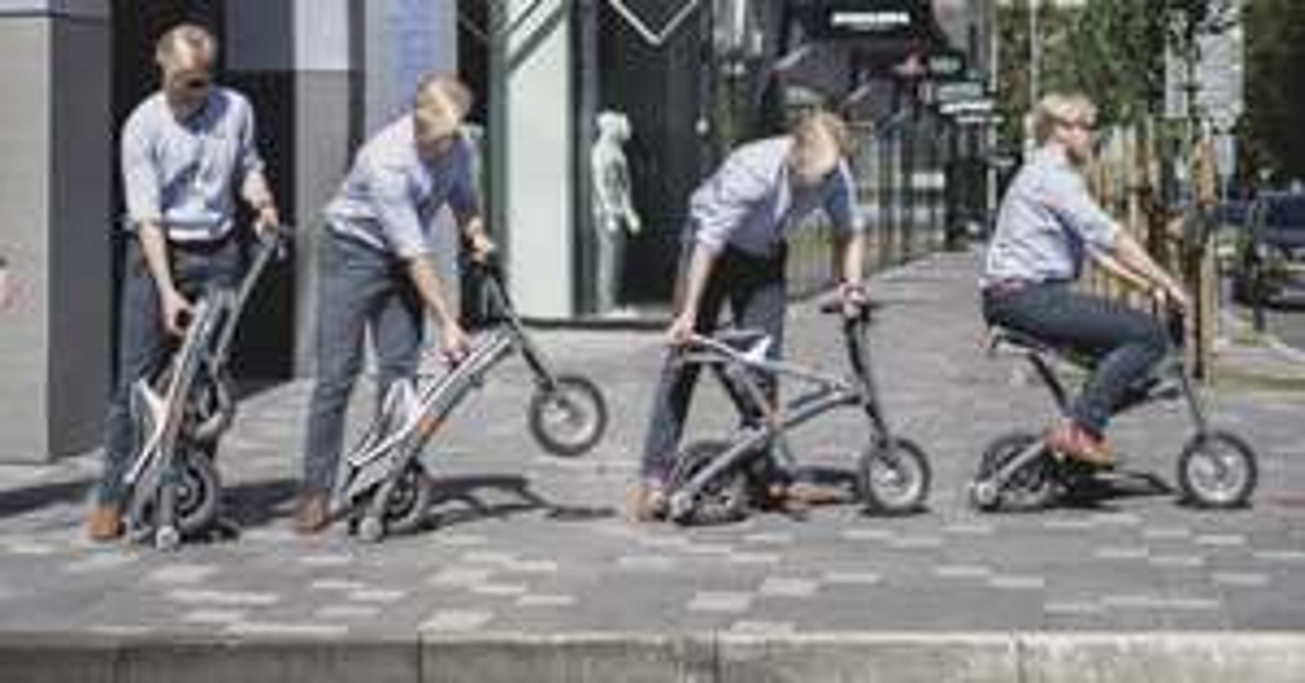STIGO-Bike (Klapprad) (CH-Deal)