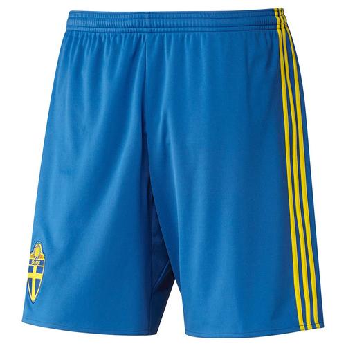 adidas SVFF Schweden Home Short blau