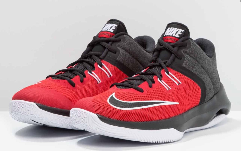 ( Zalando ) AIR VERSITILE II - Basketballschuh Rot oder Dark/Grey div. Größen