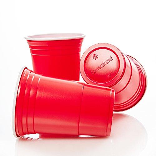 Beer Pong Trinkbecher 16 OZ 100 Stück