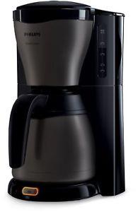 """PHILIPS Café Gaia HD7547/80 Kaffeemaschine 1000W mit Thermo-Kanne """"Neuer Artikel mit leicht. Verpackungsmängel"""" und """"mit Gutscheincode"""" für 33,29€ inkl. Versand @ebay/philips"""
