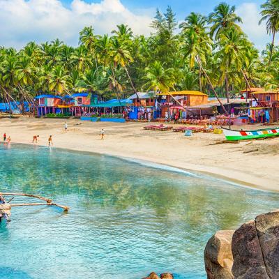 Flüge: Indien [April - Juni / September] - Hin- und Rückflug mit der 5* Airline Qatar Airways von Zürich nach Goa ab nur 405€ inkl. Gepäck