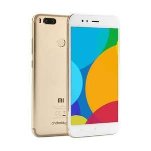 "Original Xiaomi Mi A1 64GB gold 5,5"" Smartphone 4GB RAM Band 20 @banggood"