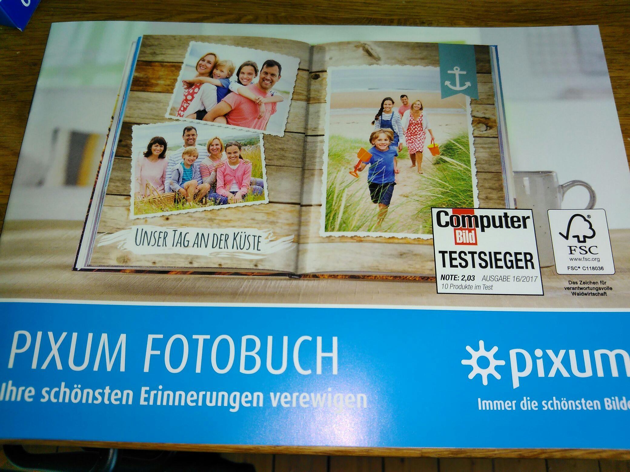 Pixum Fotobuch Gutschein