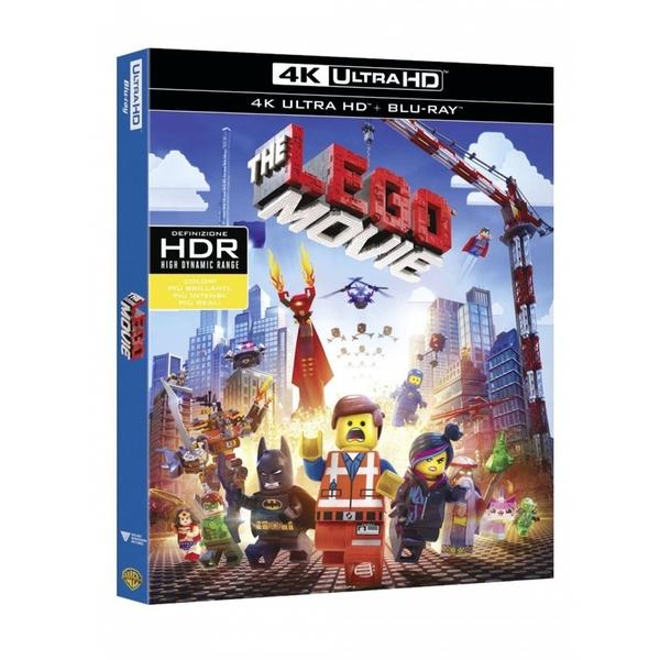 Pan (4K UHD + Blu-ray + UV Copy) für 11,67€ & The Lego Movie (4K UHD + Blu-ray + UV Copy) für 11,32€ (Shop4de)