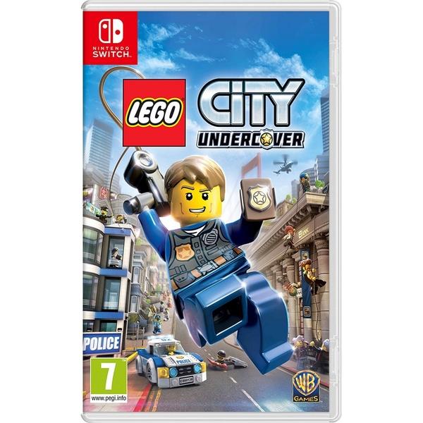 Lego City: Undercover (Switch) für 28,99€ (Shop4DE)