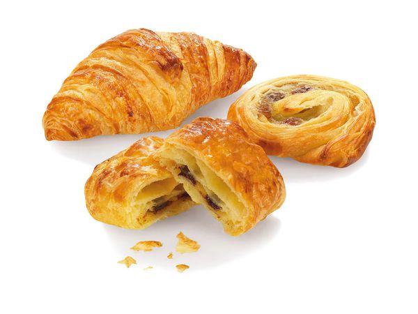 Croissant, Rosinenschnecke oder Schokobrötchen nur 0,25 €* bei LIDL