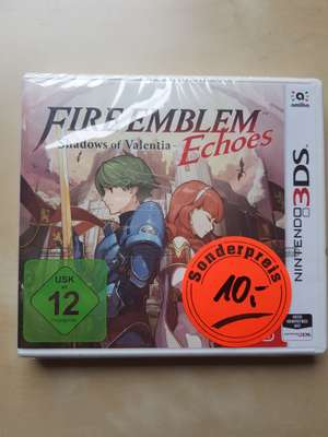 [Lokal Saturn Münster] Diverse Spiele ab 10€ zB Fire Eblem Echoes: Shadow of Valentia (3DS)