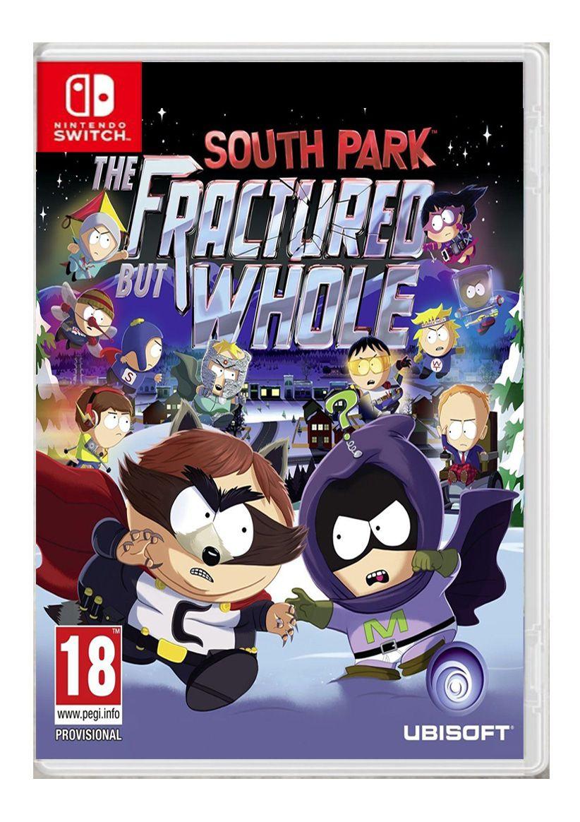 South Park: Die rektakuläre Zerreißprobe - Nintendo Switch