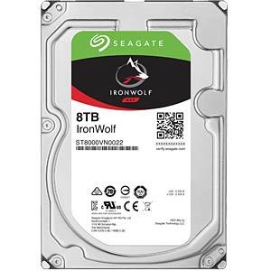 [Reichelt] Seagate Ironwolf ST8000VN0022 8TB NAS Festplatte für 204,95 incl. Versand