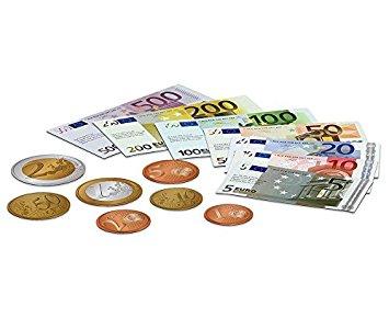 Mein Euro - Spiel- und Rechengeld (Dt.Bundesbank)