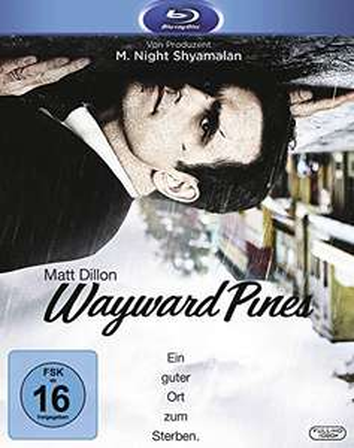 Wayward Pines - Staffel 1 (Blu-ray) für 6,37€ (Amazon Prime & Doax)