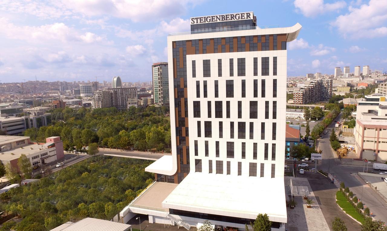 5*STEIGENBERGER HOTEL ISTANBUL  & TURKISH AIRLINES für 2 Personen