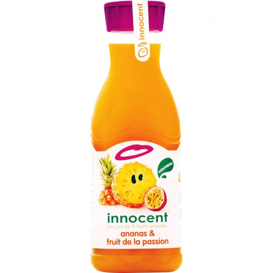 [Grenzgänger FR] Innocent Mehrfruchtsaft versch. Sorten 2 0,9-L-Flaschen für 2,05 € bei Carrefour Market - 1,03 € pro Flasche