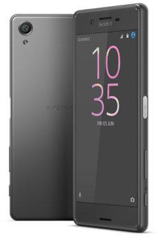 "Sony Xperia X Smartphone, 12,7 cm (5"") Full-HD-Display, Android™ 7.0, 32 GB Speicher, Hexa-Core-Prozessor, schwarz ohne VSK"