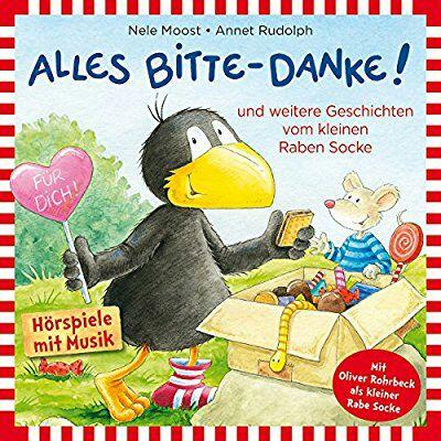 Sammeldeal Rabe Socke Hörspiel CDs [amazon.de]