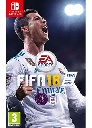 FIFA 18 (Switch) für 28,28€ (Base.com)