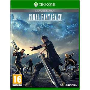 Final Fantasy XV Day One Edition (Xbox One) für 17,10€ (MyMemory)