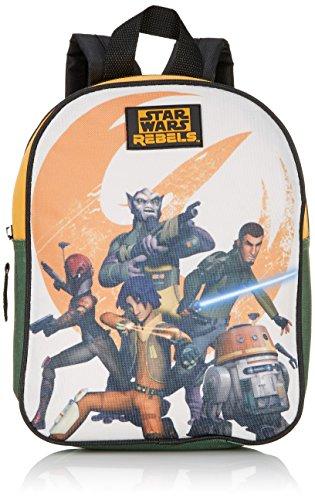[AMAZON Plusprodukt] Fabrizio Star Wars Rebels Kinder-Rucksack, 6.0 Liter, Mehrfarbig