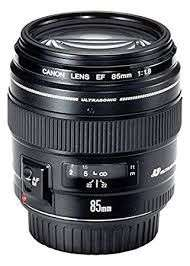 Canon EF 85mm/ 1,8/ USM Objektiv