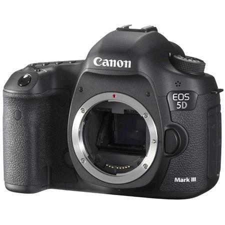 Canon EOS 5D Mark III Body - Spiegelreflexkamera für 2.099€