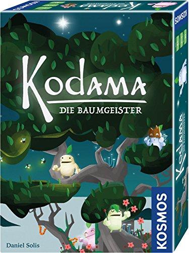 [Amazon oder Dodax] KOSMOS Spiele 692933 - Kodama - Spiel