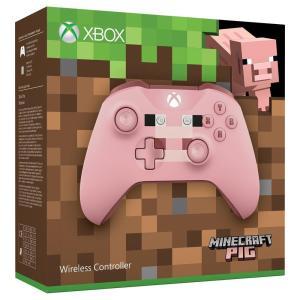 Xbox One S Wireless Controller (Minecraft Pig) für 24,77€ (Digitec Schweiz)