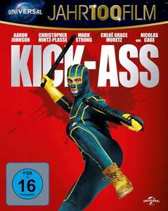 Kick-Ass - Jahr100Film (Blu-ray) & Robin Hood - Director's Cut / Jahr100Film (Blu-ray) für je 5,98€ (Media-Dealer)