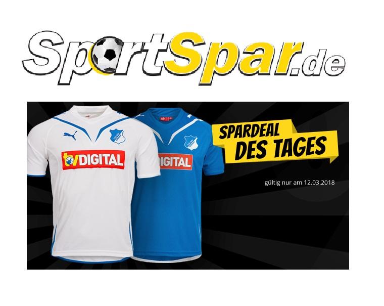 Fußballtrikot TSG Hoffenheim versch. Modelle je nur