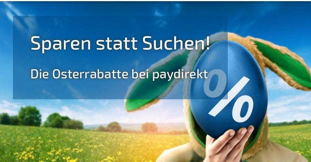 Paydirekt - Rossmann Kostenloser Versand und 20% Rabatt auf ausgewählte Artikel