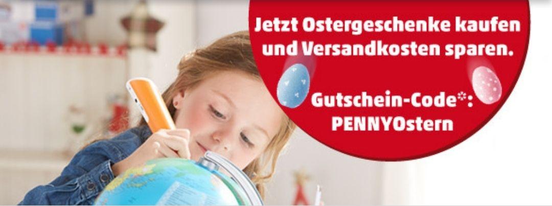"""Kostenloser Versand bei penny auf Produkte aus """"Kinderwelt"""""""