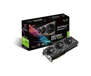[Proshop] ASUS ROG Strix GeForce GTX 1080 Ti, ROG-STRIX-GTX1080TI-11G-GAMING, 11GB GDDR5X, DVI, 2x HDMI, 2x DisplayPort (90YV0AM1-M0NM00)