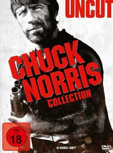 Die Chuck Norris Box [6 DVDs] jetzt zum neuen Bestpreis