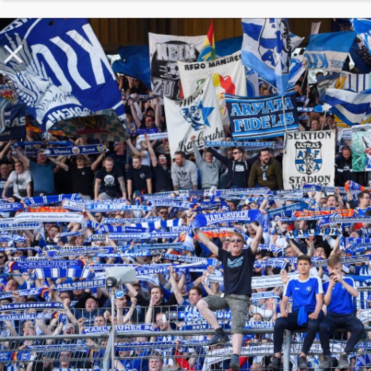 Freier Eintritt für Ehrenamtliche Karlsruher SC-SV Meppen am 17.03.2018