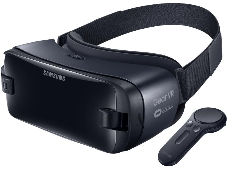 SAMSUNG Gear VR mit Controller (VR-Brille) für 59€ [Mediamarkt]
