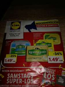 (LIDL) Kerrygold Butter