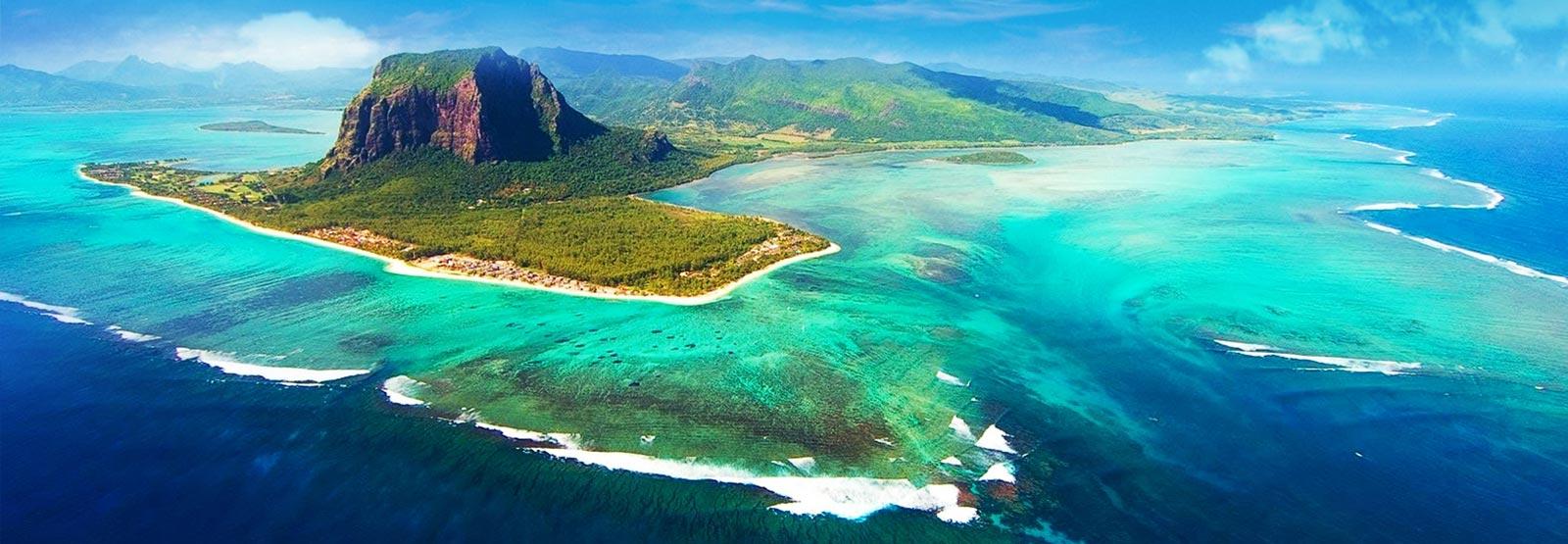 Frankfurt - Mauritius Hin- und zurück für 22 Tage mit LH Last Minute