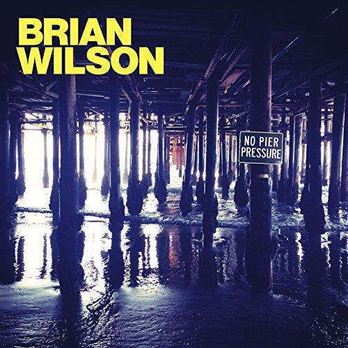 [AMAZON Prime]  CD Brian Wilson (Beach Boys) - No Pier Pressure (2015) inkl. Auto Rip