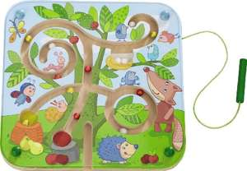 [Amazon] Haba 301057 - Magnetspiel Baumlabyrinth