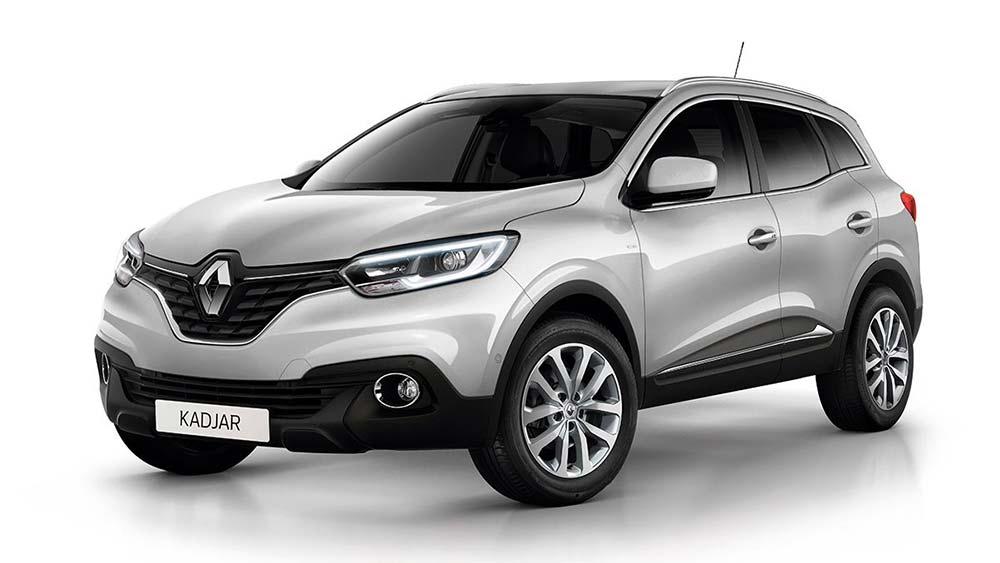 [Gewerbeleasing] Renault Kadjar dCi 110 EDC 139 € Netto - Lagerfahrzeuge LF 0,52