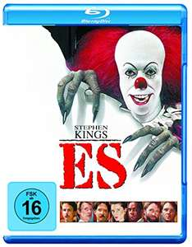 Stephen King's Es (Blu-ray) für 5,96€ (Amazon Prime)