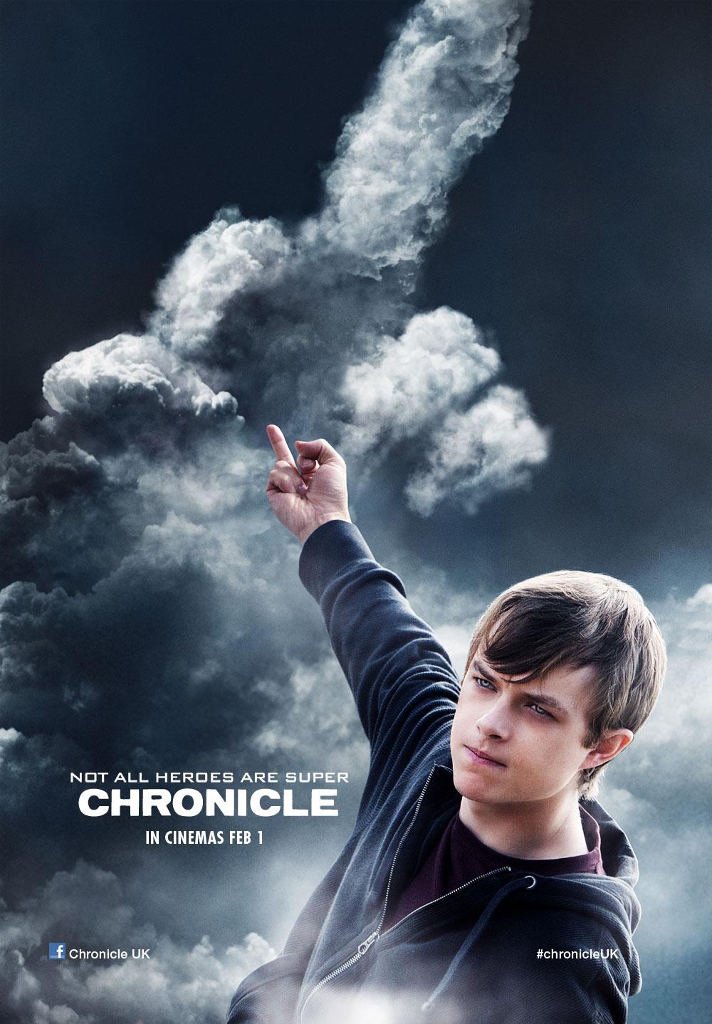 Chronicle (Bu-ray) für 3,68€ (Dodax)