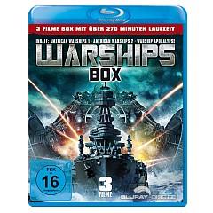 Warships Box (3 Filme) - (Blu-ray) für nur 6,78€ [Saturn]