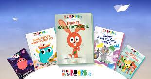 Kostenlos personalisiertes (Mini-) Kinderbuch bei HP gestalten und ausdrucken, oder als E-Book (PDF) speichern