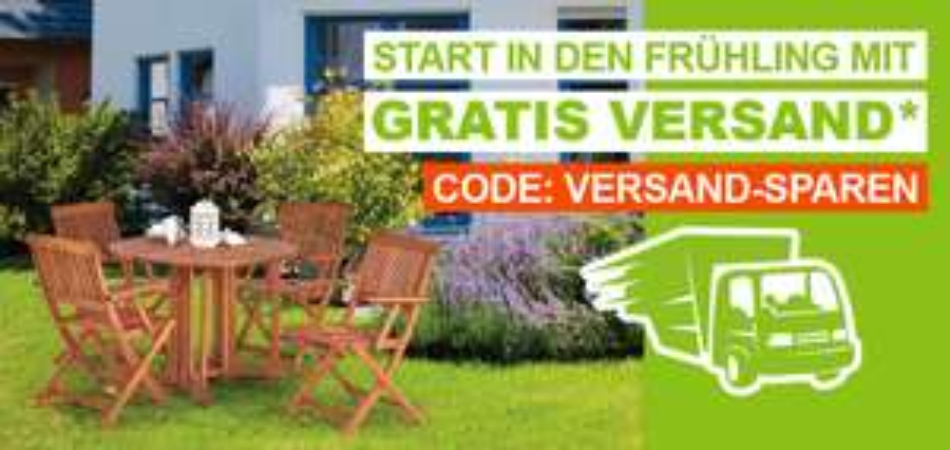 Bis 26. März: Gratis Versand auf fast alles bei Sconto, auch Speditionsartikel. Bis 45€ sparen!